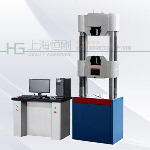 液压式万能材料试验机图片
