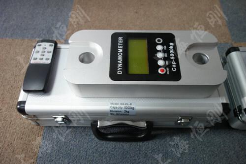 无线手持便携式拉力仪图片