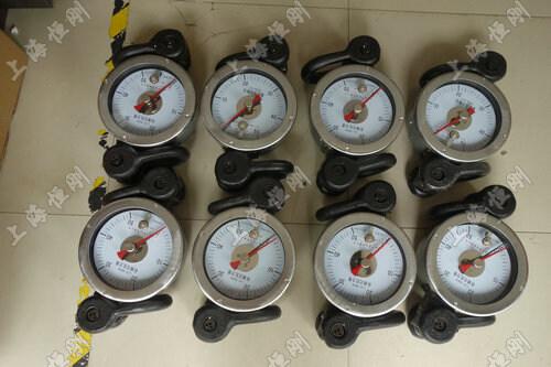 机械式重力指针指示测力计