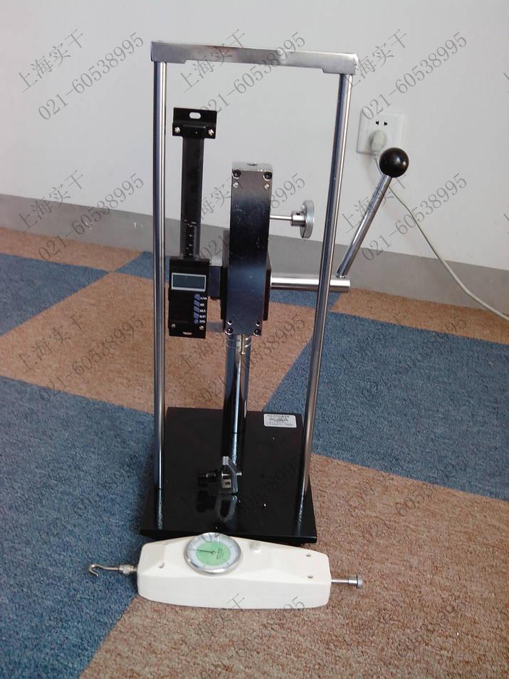 手壓式拉壓測試架圖片