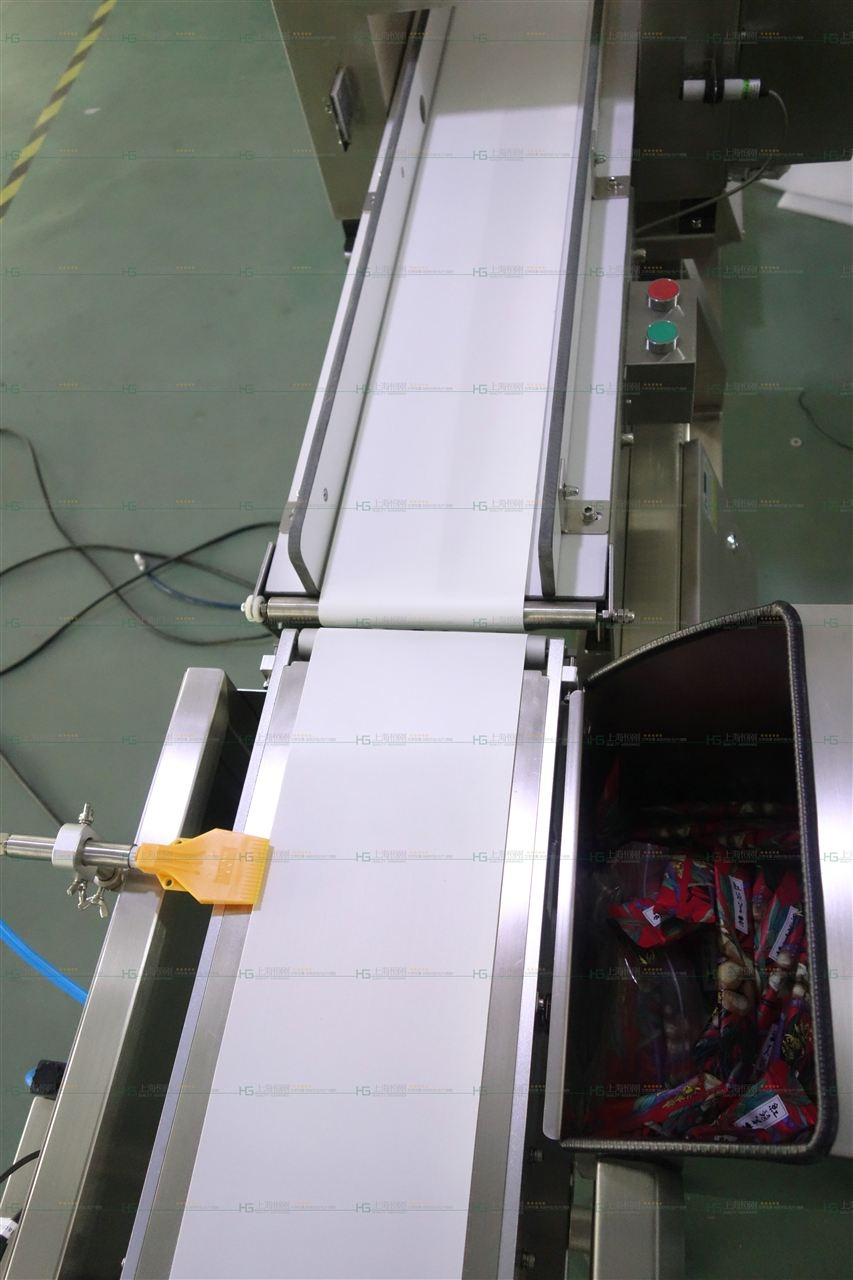 高速重量检测机