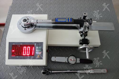 数字式扭矩扳手检定仪/SGXJ扭矩扳手检定仪