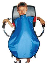 儿童牙科防护裙 C401