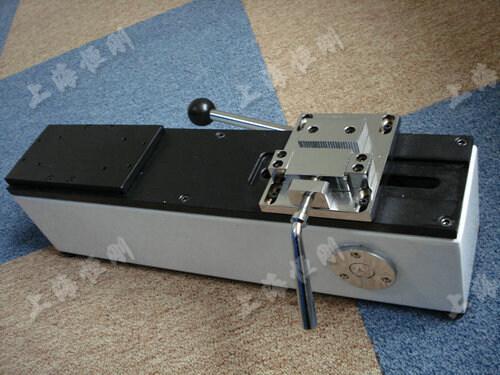 手动卧式测试机