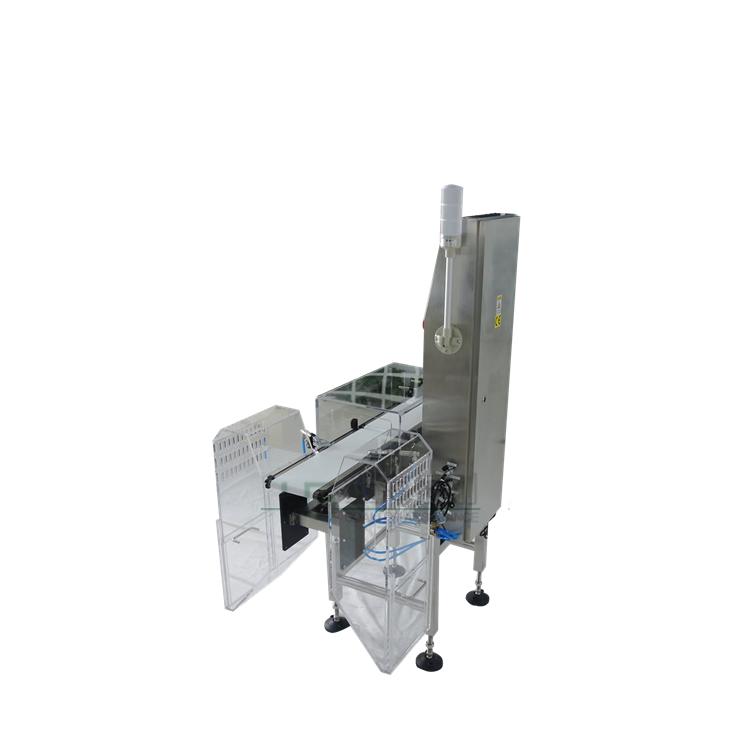 水产品高速检重机