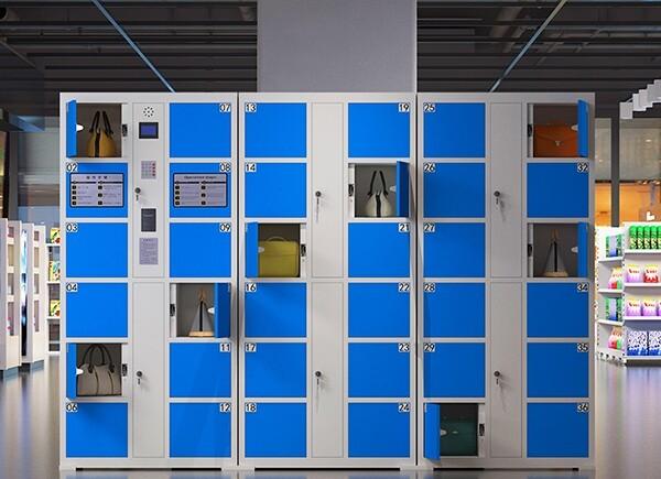 景区智能储物柜