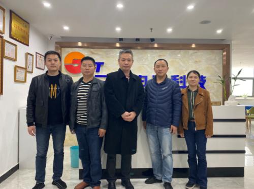 倾听会员心声 做好深度服务:湖北省安防协会走访会员单位