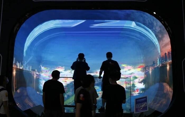 大华股份亮相北京InfoComm China 2021展会