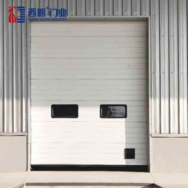 上海装卸货码头工业提升门