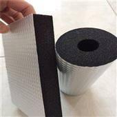 橡塑板铝箔贴面橡塑保温板厂家供货价格