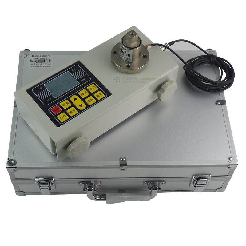 便携式液压扳手检定装置